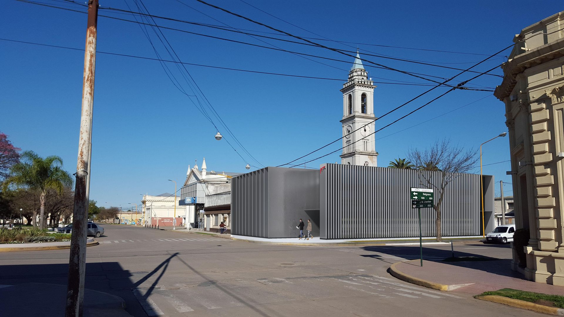 Edificio Mutual San Carlos Centro